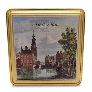 Typisch Hollands Luxe blik bon bons Amsterdam - Munttoren