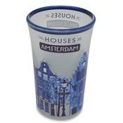 Typisch Hollands Shot glass - Amsterdam Delft Blue