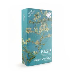 Typisch Hollands Puzzel 1000 stukjes  Vincent van Gogh - Bloesem