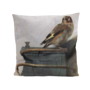 Typisch Hollands Cushion cover - Fabritius - The goldfinch