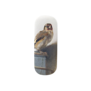 Typisch Hollands Glasses case - The Goldfinch - Carel Fabritius