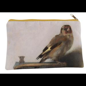 Typisch Hollands Etui - make-up bag - Fabritius - The goldfinch