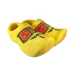 Typisch Hollands Clog slippers Yellow Boerenbies.