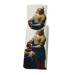 Typisch Hollands Papieren zakdoekjes - het melkmeisje