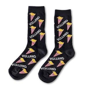 Holland sokken Damessokken -Patatje Holland