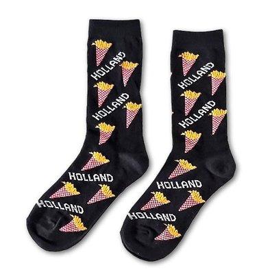 Holland sokken Herensokken - Patatje Holland