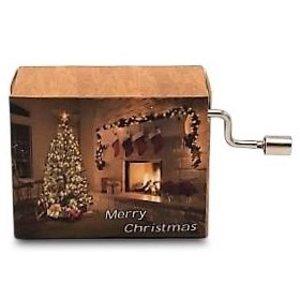 Typisch Hollands Music box - Christmas - Silent night