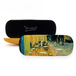 Typisch Hollands Glasses case Vincent van Gogh - Night cafe