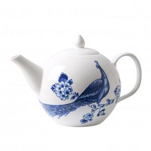Heinen Delftware Theepot - Delfts blauw - Pauw