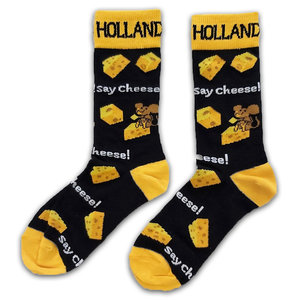 Holland sokken Herrensocken - Say Cheese