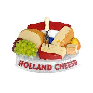 Typisch Hollands Magneet - Holland Cheese