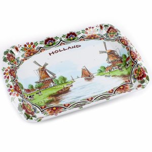 Typisch Hollands Tray Plastic Large