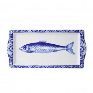 Heinen Delftware Herring bowl - Delft blue