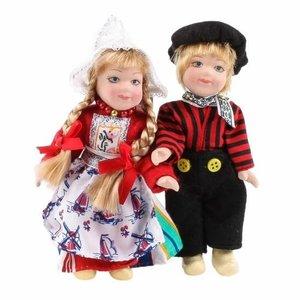 Typisch Hollands Puppet set Holland
