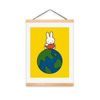 Nijntje (c) Poster Miffy a3 size (29.7x42.0cm)