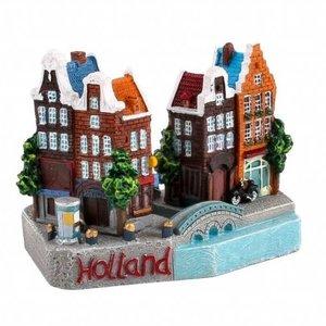 Typisch Hollands Stadstafereel Holland 9 cm