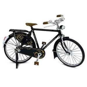 Typisch Hollands Miniature bicycle - 18 cm - Black - Neutral