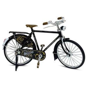 Typisch Hollands Miniature bicycle - 18 cm - Black - Holland