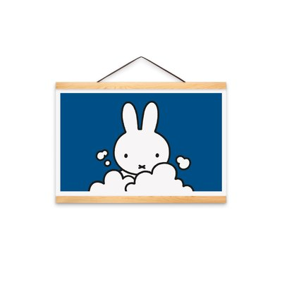 Nijntje (c) Poster Miffy a3 size (29.7x42.0cm) in the bath