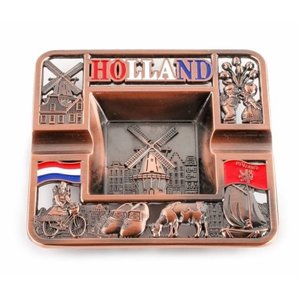 Typisch Hollands Ashtray square Holland