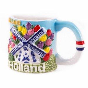 Typisch Hollands Magnet - Half Mug