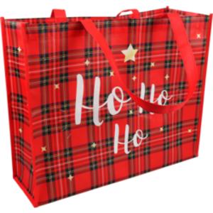 Typisch Hollands Luxury Christmas Shopper - Ho Ho Ho