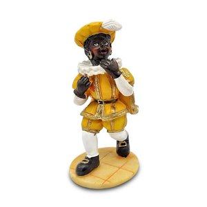 Typisch Hollands Zwarte Piet with Bag of Gifts