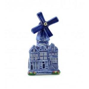Typisch Hollands Stadtmühle (klein)