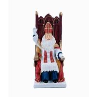 Typisch Hollands Sinterklaas op stoel (TV sinterklaas)