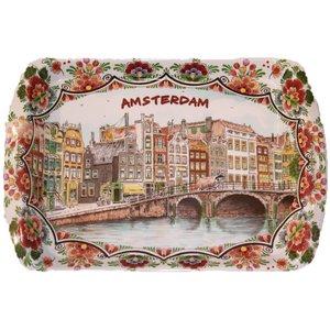 Typisch Hollands Tray Groß Amsterdam