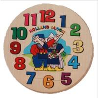 Typisch Hollands Clock Puzzle