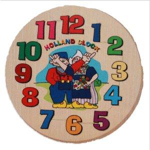 Typisch Hollands Uhr Puzzle
