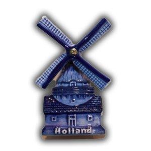 Typisch Hollands Magnet-Mühle