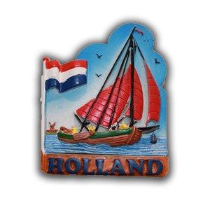 Typisch Hollands Magneet Holland