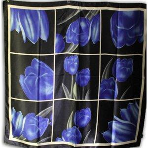 Robin Ruth Fashion Schal Tulpen (quadratisch)