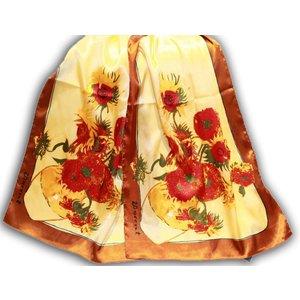 """Robin Ruth Fashion Dames Sjaal """"Zonnebloemen"""""""