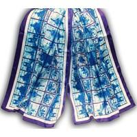 Robin Ruth Fashion Sjaal Delfts Blauw