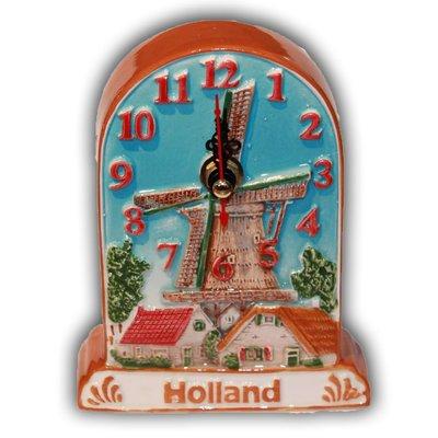 Typisch Hollands Klok Staand Holland-Molen