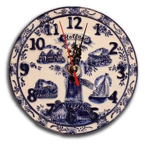 Typisch Hollands Wall clock 15 cm