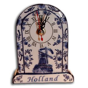 Typisch Hollands Table bell Delftware