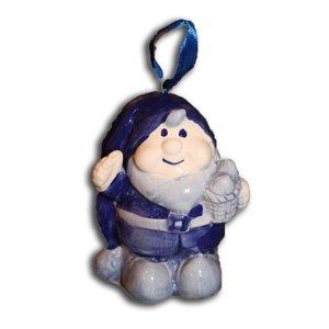 Typisch Hollands Delfts Blauwe Kerst-Kabouter