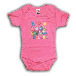 Typisch Hollands Holland Pink Bodysuit