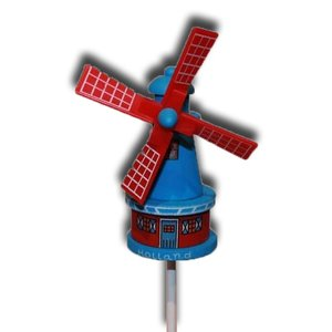 Typisch Hollands Windmill on stick