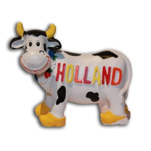 Typisch Hollands Cow - Miniatur-Holland