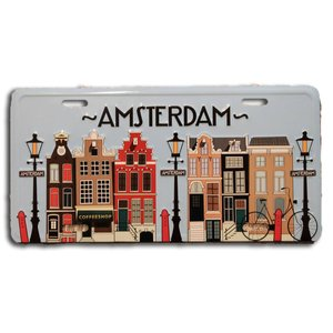 Typisch Hollands Badge Board Amsterdam