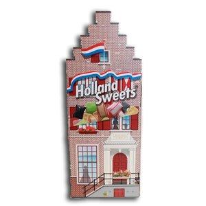 Typisch Hollands Mit typisch niederländischen Alte holländische Süßigkeit Buch