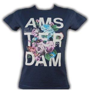 Souvenirs T-Shirts Ladies T-Shirt Amsterdam