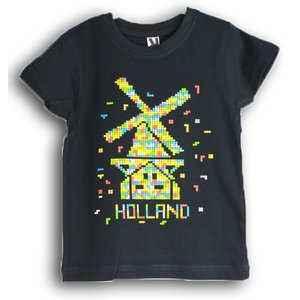 Kemme Textiles Kinder T-Shirt ( Blocks)