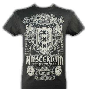 Kemme Textiles T-Shirt Amsterdam - Streetwear