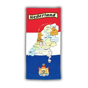 Typisch Hollands Badlaken Nederland